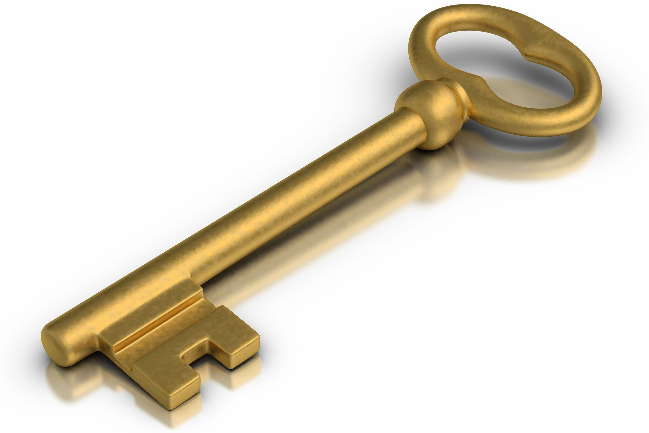 BIG Golden Key - LIBERTY (SECURITY PRIVACY SAFETY) FREE WILL